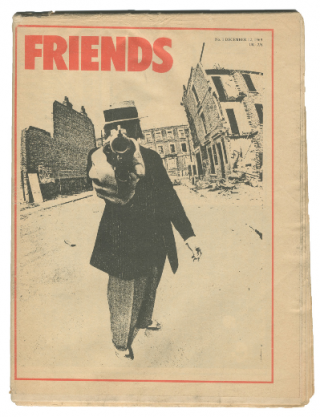 Friends/Frendz Collection. Alan Marcuson, eds Rosie Boycott
