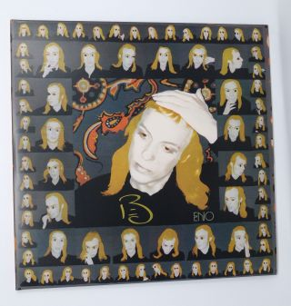 Taking of Tiger Mountain [Autographed by Brian Eno]. Brian Eno