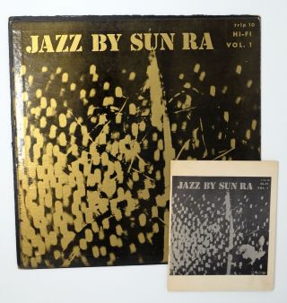 Jazz By Sun Ra Vol. 1. Sun Ra