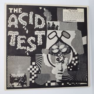 "The Acid Test. [with two 7""'s and Photographs]. Ken Kesey"