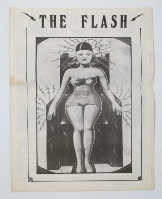 The Flash, 5 Issues. ed Charles Gatewood