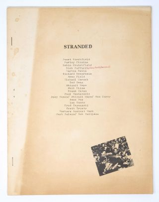 Stranded [Strand Book Store Employee Zine