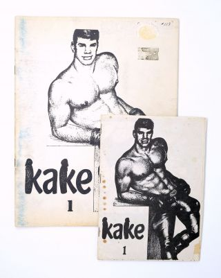 Kake 1 [set of 2]. Tom of Finland
