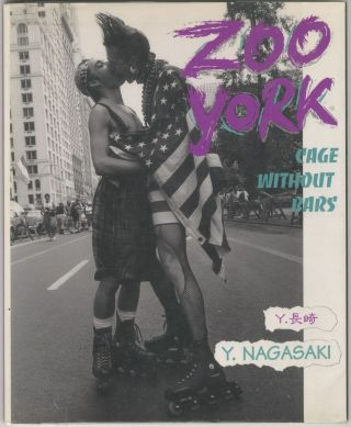 Zoo York: Cage Without Bars. Y. Nagasaki
