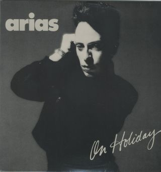 Joey Arias – Arias on Holiday EP. Joey Arias