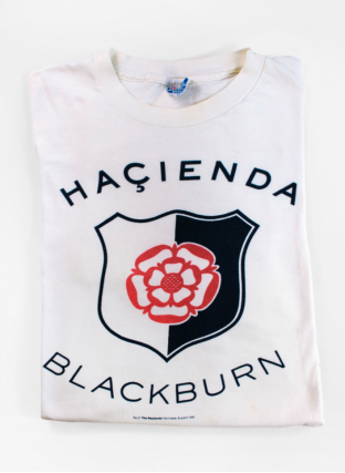 Haçienda/Blackburn T-shirt