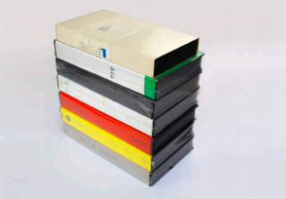 Factory Records. Collection of Seven VHS Tapes