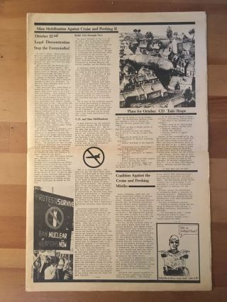 Direct Action, September 1983