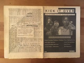 Kick it Over, no. 19, Summer 1987