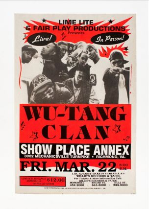 Wu-Tang Clan at Show Place Annex. Wu-Tang Clan