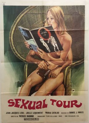 Sexual Tour [starring Jean-Jacques Lebel
