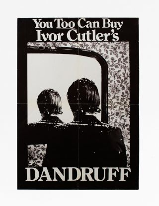 You Too Can Buy Ivor Cutler's Dandruff