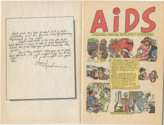 Madonna: Who's That Girl? [AIDS education]