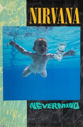 Nevermind [original promotional poster
