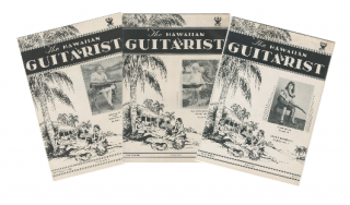 The Hawaiian Guitarist [Three Issues from 1934