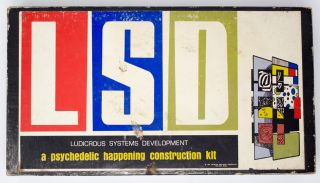 LSD: A Psychedelic Happening Construction Kit