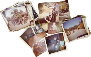 Outlaw Biker Vernacular Photography Collection [Bretheren M.C