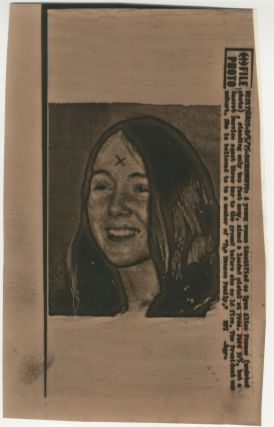 Collection of Twelve Press Photos and Acetates Relating to the Manson Family