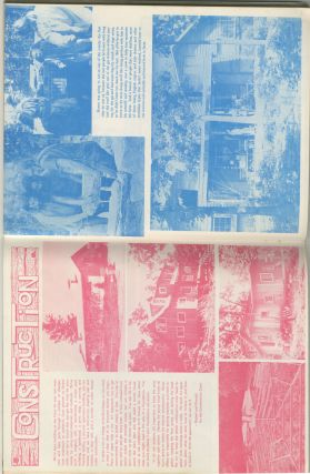 Hey Beatnik! This is the Farm Book [with fold-out poster]
