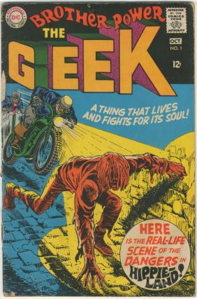 Brother Power the Geek Nos. 1-2 [Complete Run]