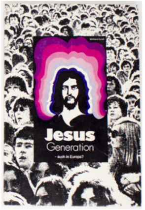 Jesus Generation - Auch in Europa?