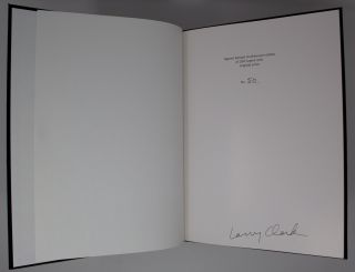 Tulsa [Signed/Limited Clothbound Edition of 250 Copies with Original Print]