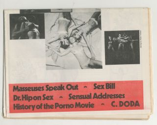 Sexual Freedom: The Journal of the San Francisco Sexual Freedom League, Issue 10