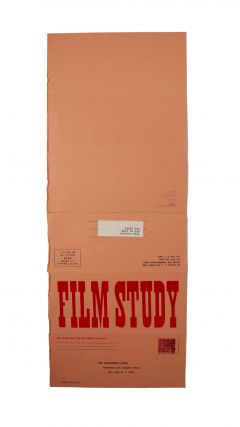 A Happening for Young Filmmakers [and] Film Study in the High School