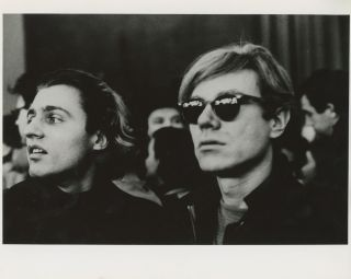 Andy Warhol Behind the Scenes at the Factory Photo Collection
