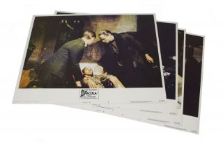 Andy Warhol's Dracula Collection [Lobby Cards, Pressbook, Promotional Ephemera]