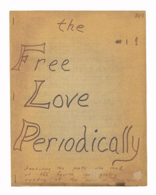 Free Love Periodically. D A. Levy.