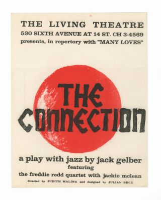 The Connection. Jack Gelber