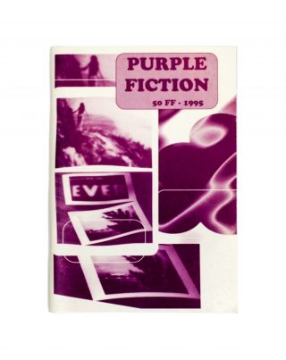 Purple Fiction, Number 1. Elein Fleiss, Olivier Zahm