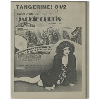 Tangerine No. 8 1/2, 1985. Tom Weigel