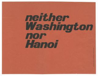 Neither Washington Nor Hanoi