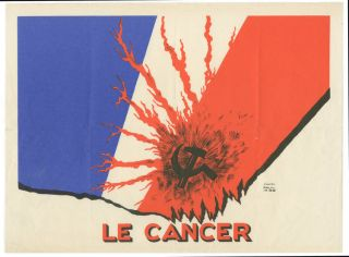 Le Cancer. After Paul Iribe.
