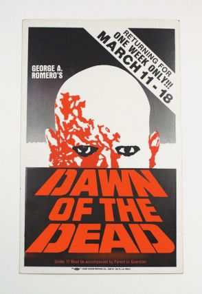 Dawn of the Dead. George A. Romero