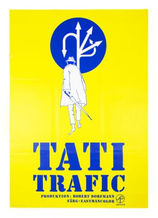 Traffic. Jacques Tati