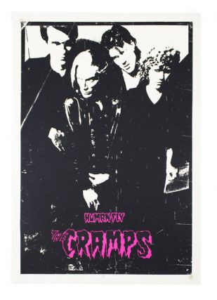 Human Fly. The Cramps