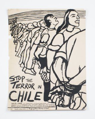Stop the Terror in Chile. Suzanne Simon