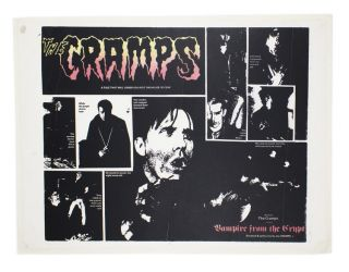 Vampire from the Crypt. The Cramps