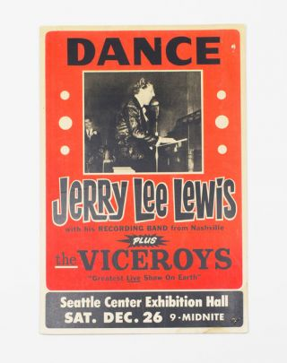 Dance: Jerry Lee Lewis at the Seattle Center