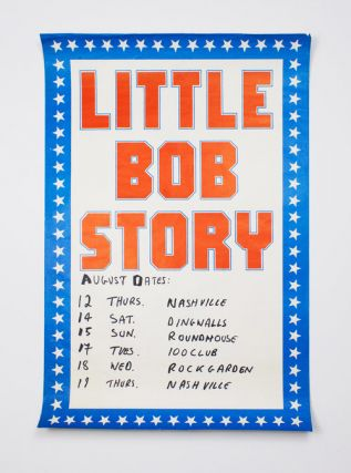 Little Bob Story. 1977 Tour